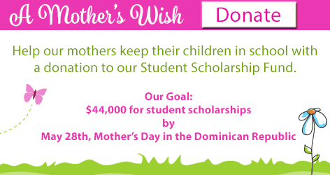 Donate to help us raise money for scholarships